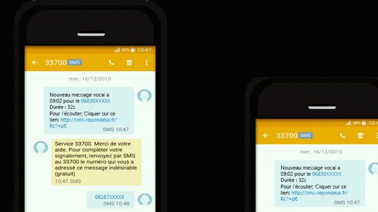 spiare sms cellulare